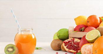 4 vrste sadja z visoko vsebnostjo vitamina C