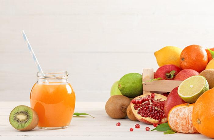 Sadje z vitaminom C