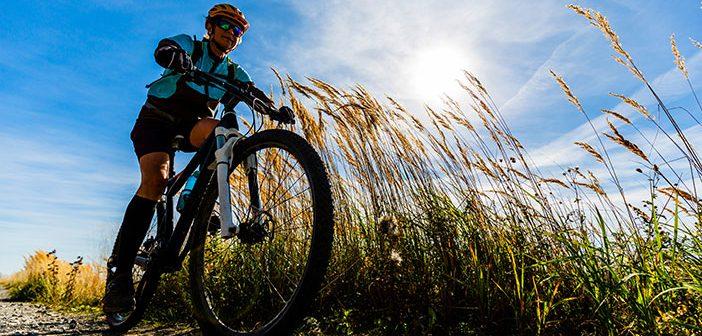 Gorsko kolesarjenje: nasveti za začetnike