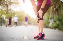 Poškodbe tekačev