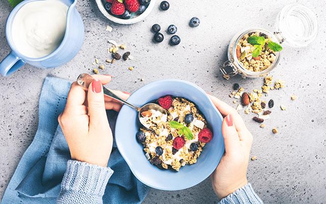Kosmiči za zajtrk