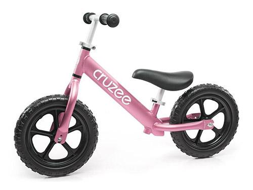 Otroški poganjalec Cruzee - roza