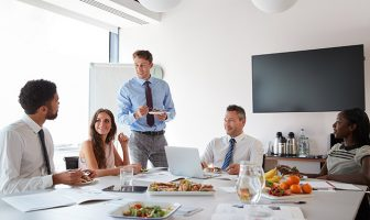 Zdrava prehrana na delovnem mestu