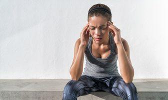 Glavobol po teku