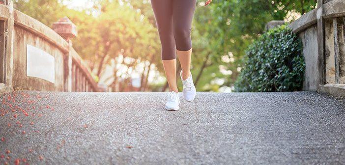 Hoja in poraba kalorij: koliko jih boste pokurili?