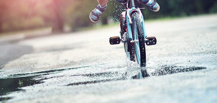 Česa na kolesu ne smete početi?
