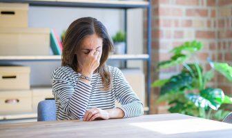 Stres - vpliv na zdravje