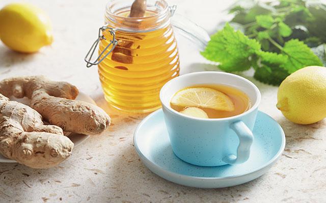 Čaj iz ingverja