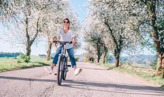 Učinki kolesarjenja na zdravje
