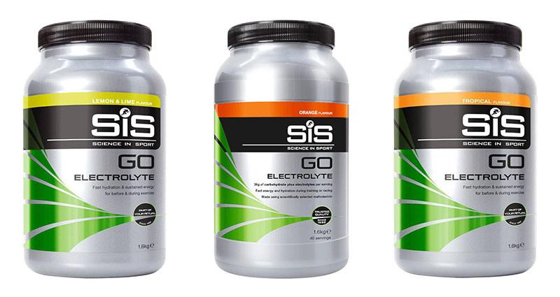 Hidracijski napitek SiS Go Electrolyte