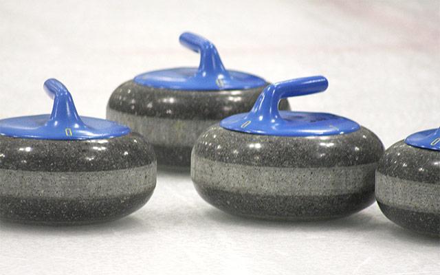 Curling kamni