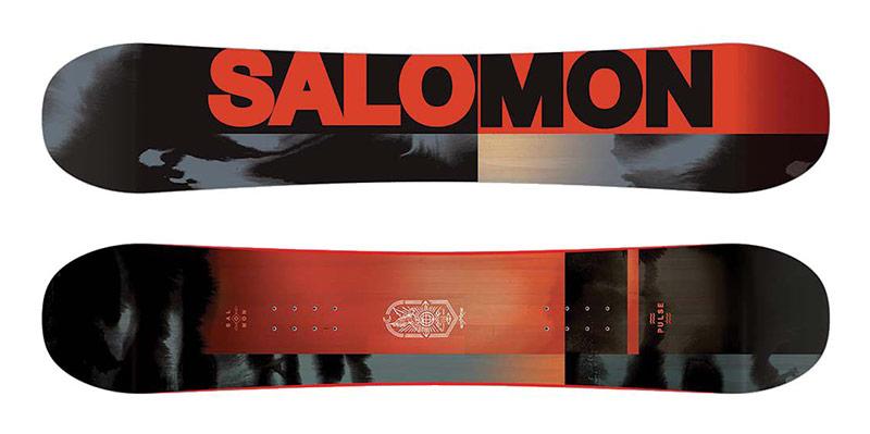 Freestyle snowboard Salomon Pulse