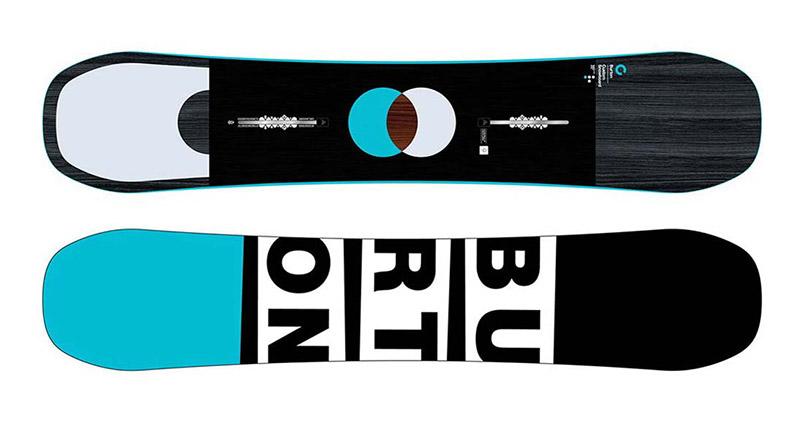Otroški snowboard Burton Custom Smalls