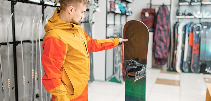 Snowboard deska – kako izbrati pravo?
