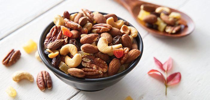 Nutricionisti svetujejo: 6 najbolj zdravih oreščkov