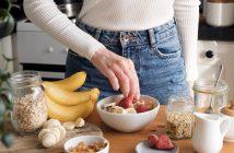 Priprava zdravega zajtrka