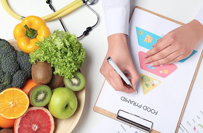 Piramida zdravega prehranjevanja