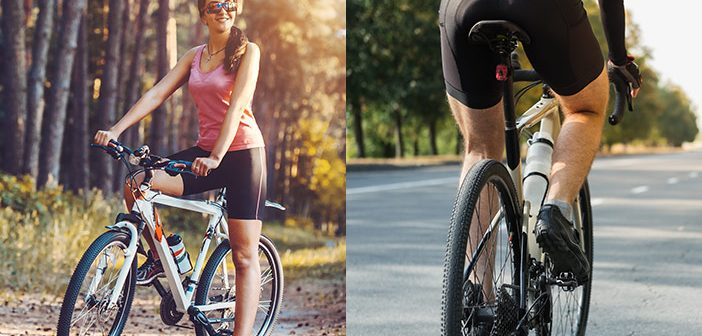 Treking ali gravel kolo: kaj izbrati?