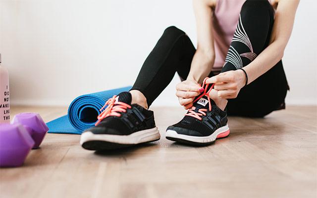 Aktivnost povečuje zmogljivost pljuč