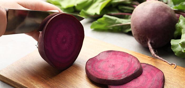6 super zdravilnih učinkov rdeče pese