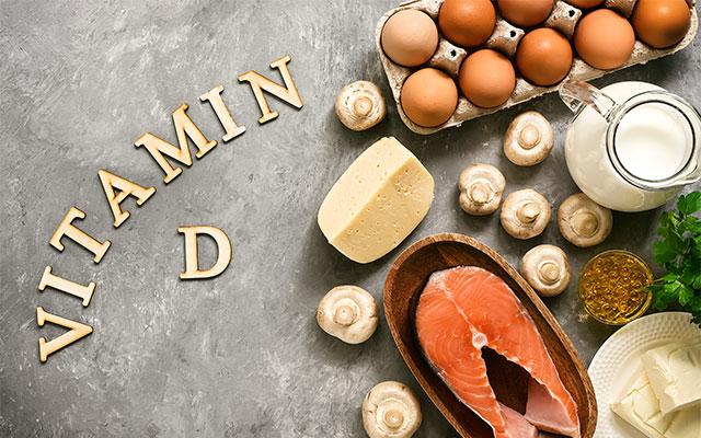 Živila, bogata z vitaminom D