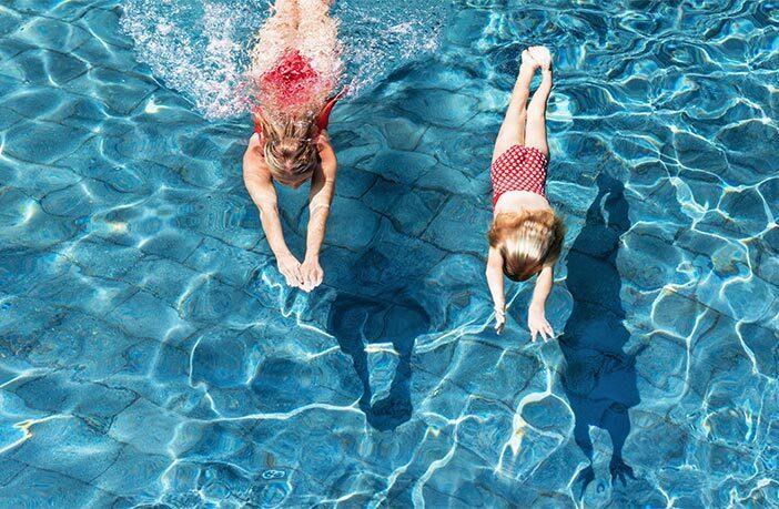 Redno rekreativno plavanje