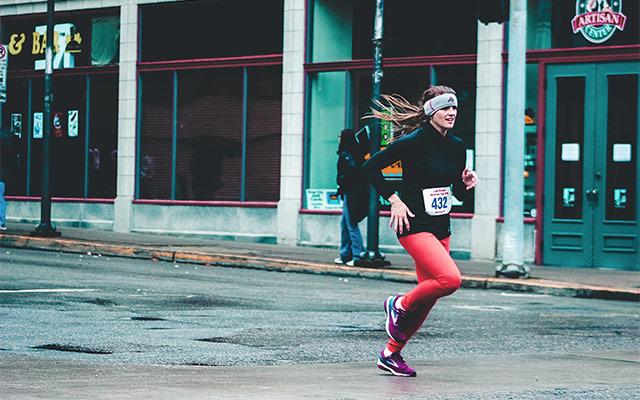 Jogging tehnika teka