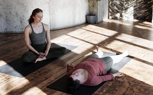 Meditacija izboljšuje spanec